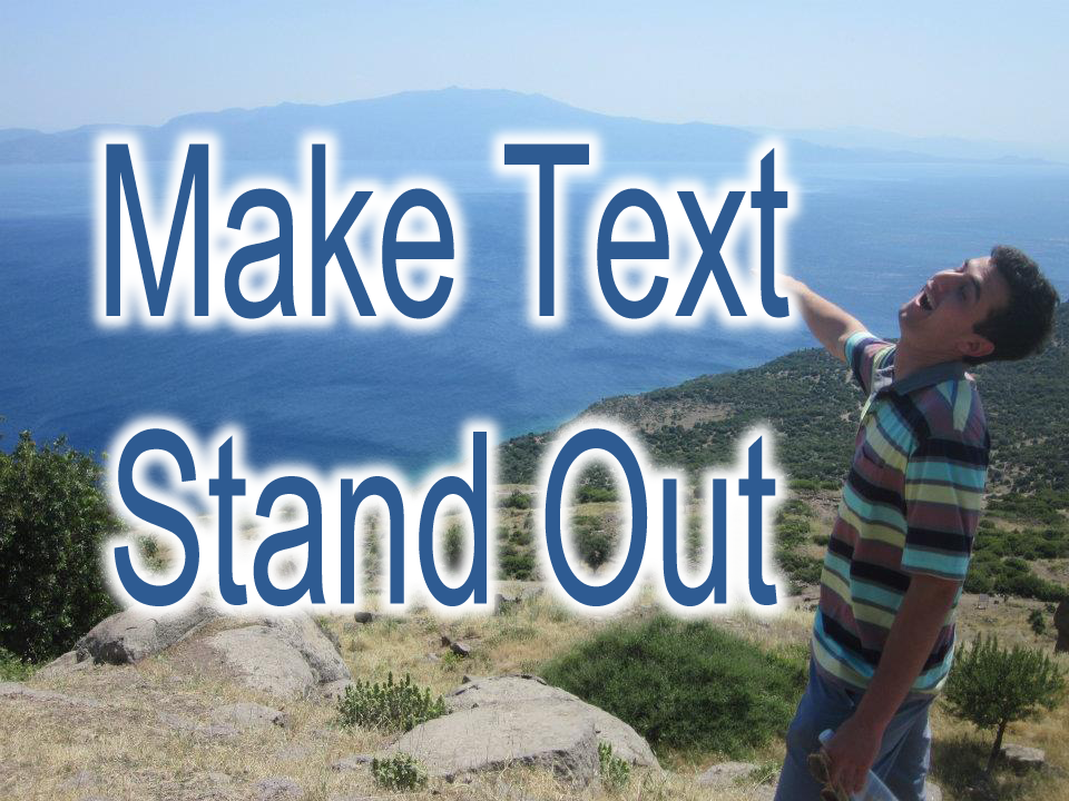 make-text-stand-out