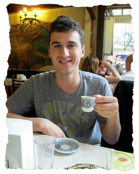 the blogger greg narayan