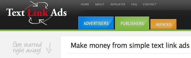 sell text link ads