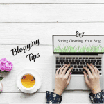 How to Do Spring Cleaning on Your Blog: 12 Top Reasons Why Blogging in the Spring Sets You Up for Success
