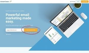 How To Start Email Marketing for Free with Constant Contact and WPForms in 2019